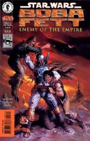 Boba Fett Enemy Of The Empire #3 Dark Horse comic book